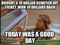 Defeating the All-Mighty Scratch Off Lottery Ticket