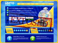 NeverForgetLotto.co.uk screenshort