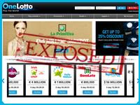 OneLotto.com screenshort