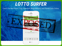Lotto Surfer App Exposed