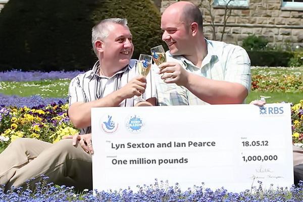 Gay lottery winners