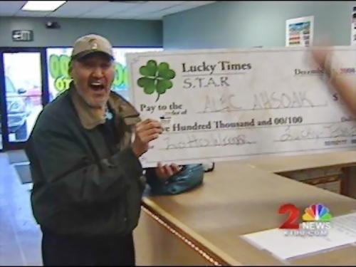 stupid lottery winners