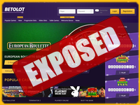 Betolot.com screenshort