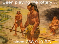 There Are Many Things That Suck About Being a Lottery Player