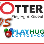 TheLotter VS PlayHugeLottos: The Battle of the Online Lottery Agents