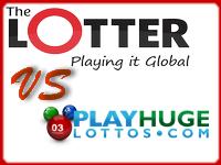 TheLotter VS PlayHugeLottos