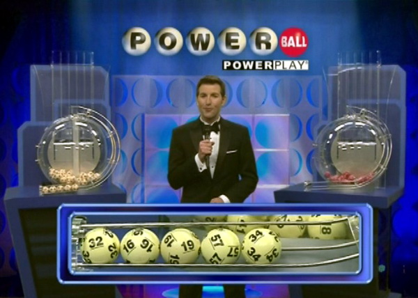 Watch the PowerBall Drawing on TV