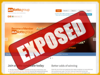 AusLottoGroup.com screenshort