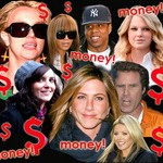 Celebrities Are Playing the Lottery! Who, What, Where and Why?