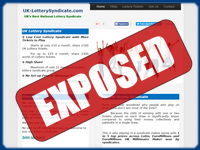 UK-LotterySyndicate Exposed