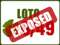Romania Lotto 6/49 Exposed
