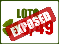 Romania Lotto 6/49 Exposed