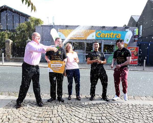 Irish Lottery Syndicate