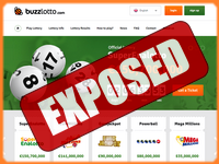BuzzLotto.com screenshort