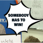 """Somebody Has to Win"" – Words of an Accelerated Statistics Professor"