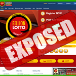 BillionLotto.co.ug Exposed — Who Wants To Be a Billionaire?