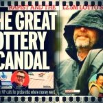 Sentenced Rapist Won a £2.5M Jackpot with Fake Lottery Ticket