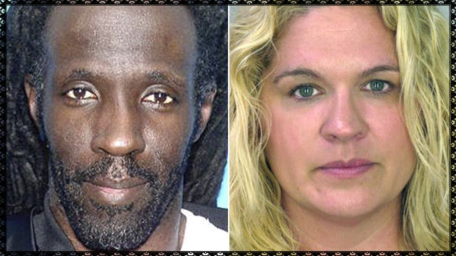 Abraham Lee Shakespeare and Dee Dee Moore