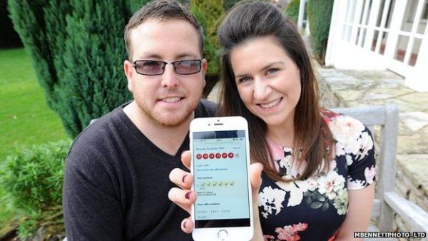Jenn Burston Online Lottery Winner
