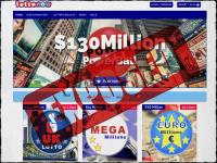LottoNow.com screenshort
