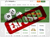 LottoPark.com screenshort