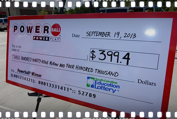 $399.4 Million Powerball Single-Ticket Winner