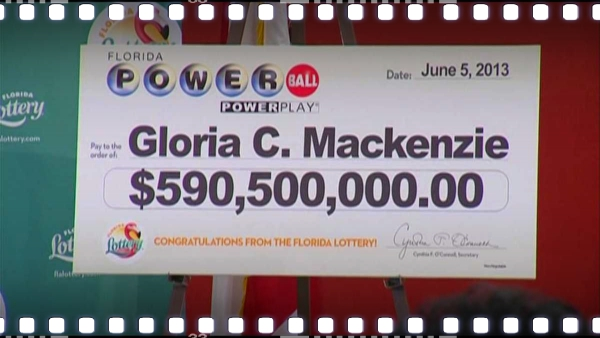 The Second Biggest US Powerball Single-Ticket Winner