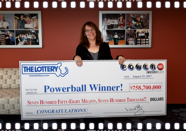 The Biggest US Powerball Single-Ticket Winner