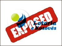 Kosovo Loto 7/39 Exposed