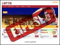 Lotto1010.com screenshort