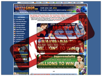 LottoShop.com screenshort