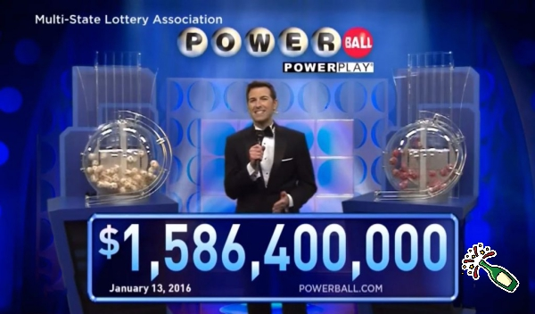US Powerball - the mightest