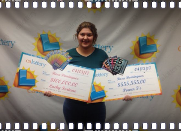Rosa Dominguez, multiple lottery winner