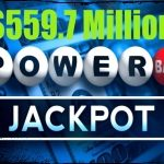 Who Won $559.7 Million Powerball Jackpot? Who's That Lucky?