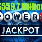 Who Won $559.7 Million Powerball Jackpot? Who's That Lucky?