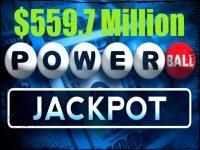 Who Won $559.7 Million Powerball Jackpot?
