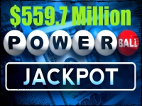 Who Won $559.7 Million Powerball Jackpot?