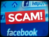 Facebook Lottery Scam 2018