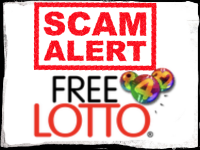 FreeLotto Scam