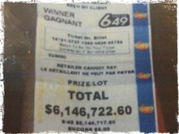 Woman Sues Former Partner Over His Lottery Win