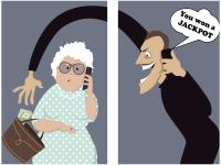 Elderly Lottery Scams
