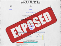 Lottery Statistic Analyser Exposed