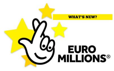 UK EuroMillions News