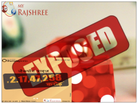 My Rajshree Exposed