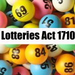 Lotteries Act 1710