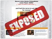 Lotto Annihilator Exposed