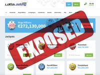 LottoLooting.com screenshort