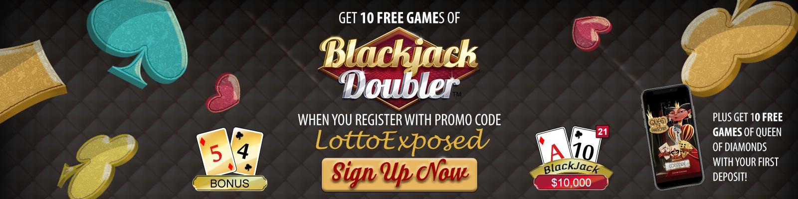 Use LottoExposed promo code